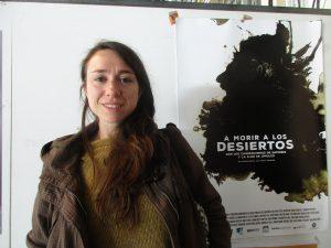 VICENÇ BATALLA | Marta Ferrer al festival Cinélatino