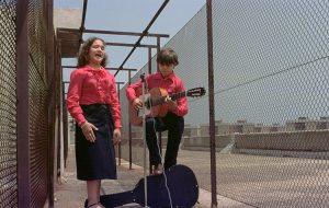 JULIÁN ÁLVAREZ | Ginesa Ortega i Pedro Sierra, a la sèrie ¡Bellvitge! ¡Bellvitge! de l'any 1979