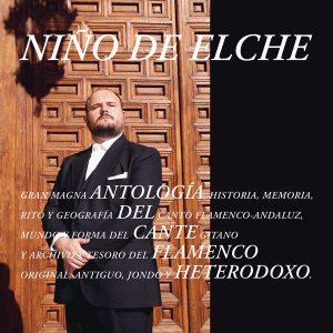 La portada de l'àlbum, amb un Francisco Contreras vestit per la Sastería Oteyza com a principis del segle XX