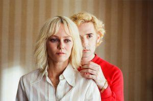 Vanessa Paradis i Nicolas Maury a Un couteau dans le coeur