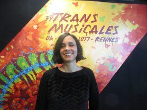VICENÇ BATALLA | Dj Ylia, al Transmusicales de Rennes el desembre passat