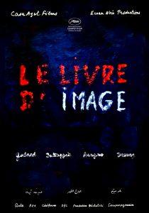 El cartell de presentació de Le livre d'image de Jean-Luc Godard