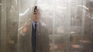 Matt Dillon, al seu gabinet de monstruositats de The house that Jack built