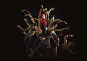 María Pagés, al centre del seu nou espectacle Una oda al tiempo estrenat a l'abril a Los Teatros del Canal de Madrid