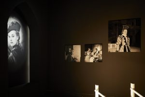 CHRISTOPHE RAYNAUD DE LAGE | L'exposició sobre Jeanne Moreau, amb imatges de la seva participació als festivals d'Avinyó