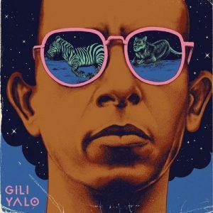 ARXIU | La portada de l'àlbum homònim de l'israelià, nascut a Etiòpia, Gili Yalo