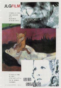 JEAN-LUC GODARD | Collages del realitzador suís als anys noranta, dels els originals perduts